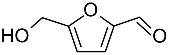 Molécule 1 : hydroxymethylfurfural