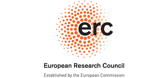 The logo of the ERC. © ERC