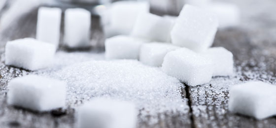 Cubes of sugar. © HandmadePictures, Fotolia