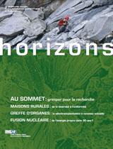 Horizons no 73, juin 2007