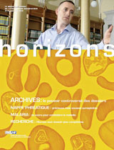 Horizons no 78, septembre 2008