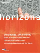 Horizons no 84, mars 2010