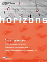 Horizons no 88, mars 2011