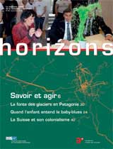 Horizons no 94, septembre 2012