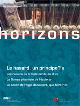 Horizons no 95, décembre 2012
