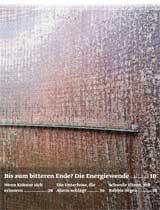 Horizonte Nr. 99, Dezember 2013